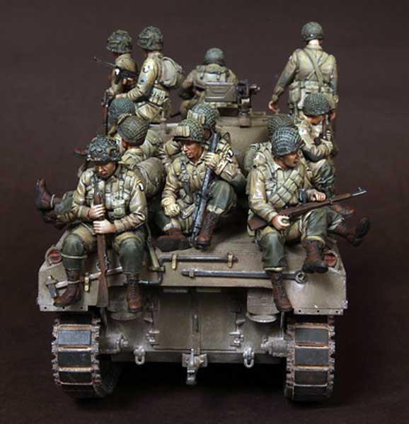 Soga Americans WW2